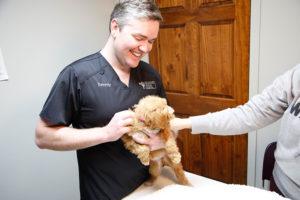 Tommy - Technician Millwood Animal Hospital